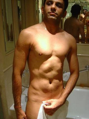 Hot and nude indian boy