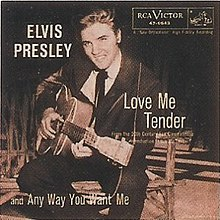 Elvis presley number one song of all time