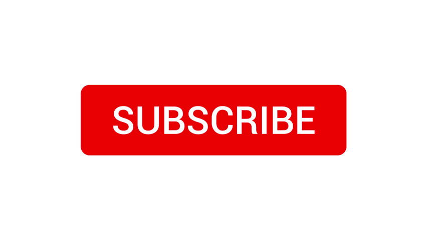 Subscribe button gif transparent background