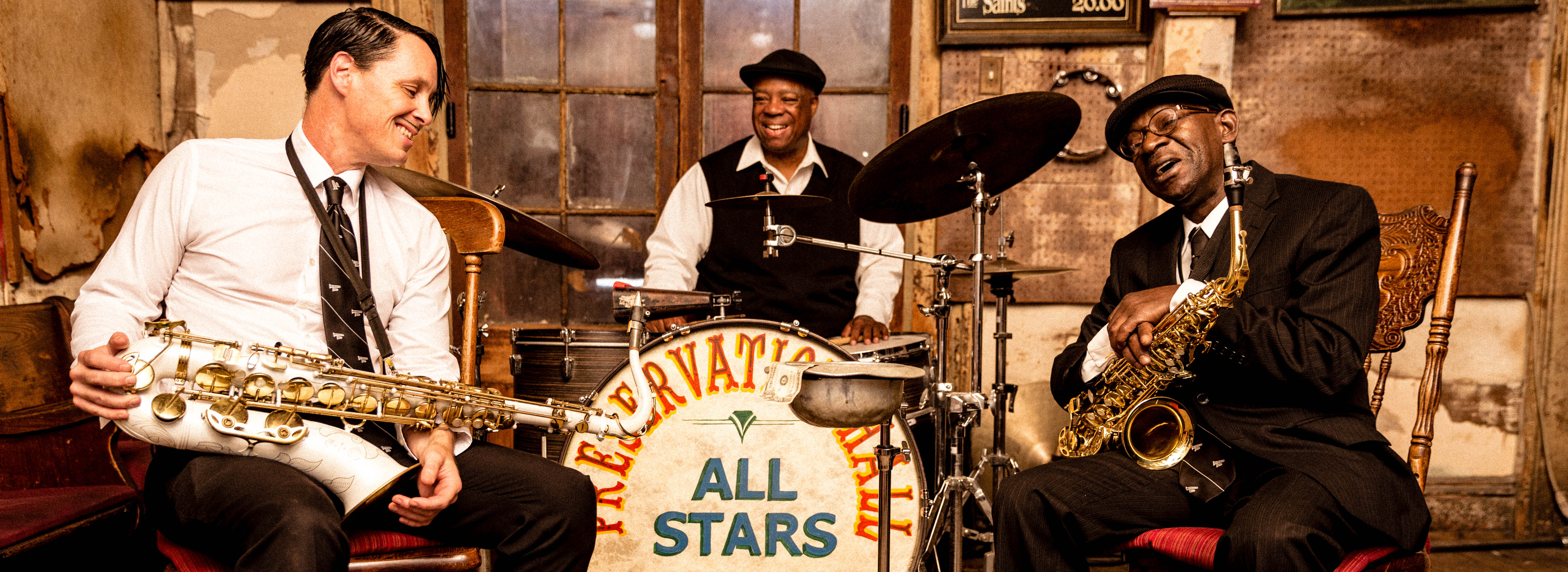 Best street for music in new orleans
