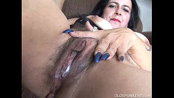 hairy ugly mature