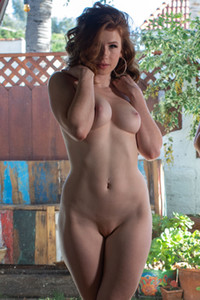 Abigale naked