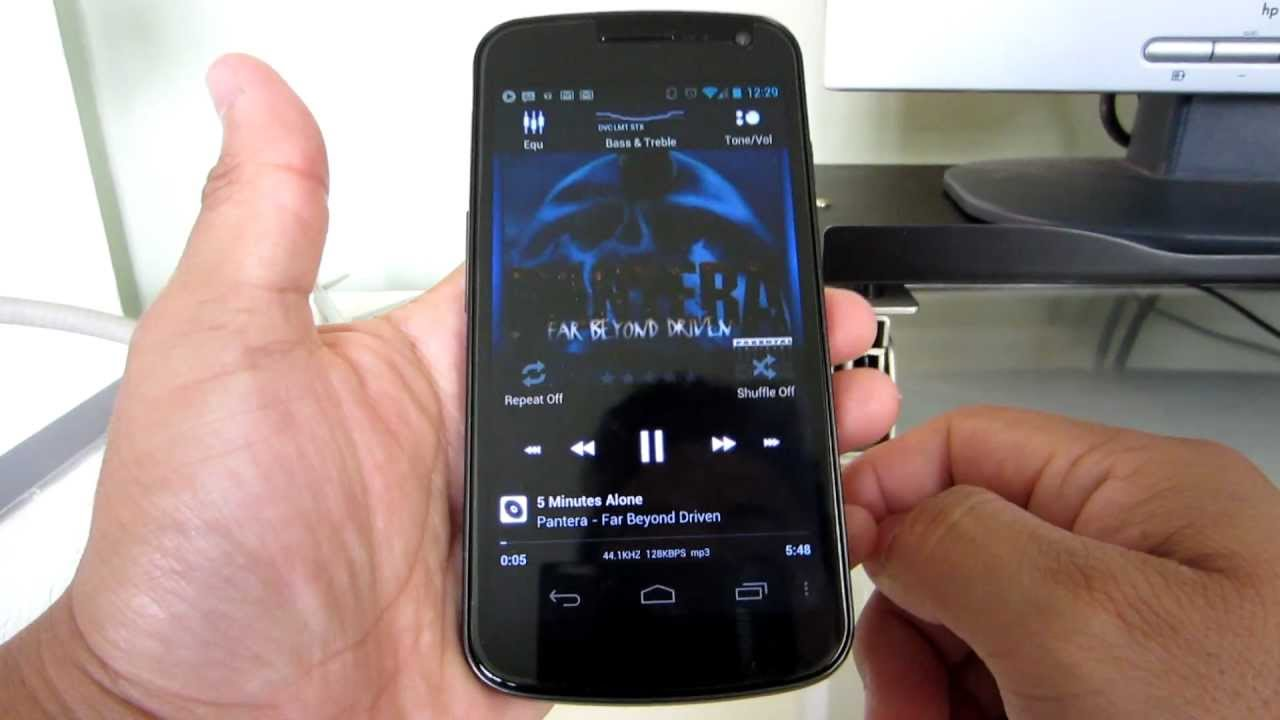 Best youtube music player android