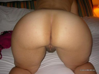 Bend over naked chubby
