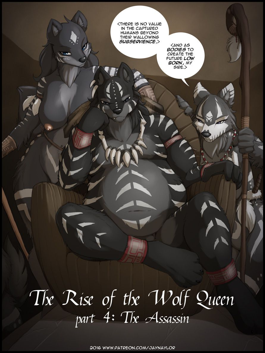 Rise of the wolf queen jay naylor