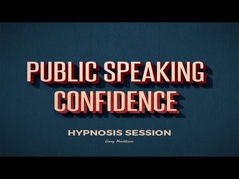 Hypnosis script for confidence