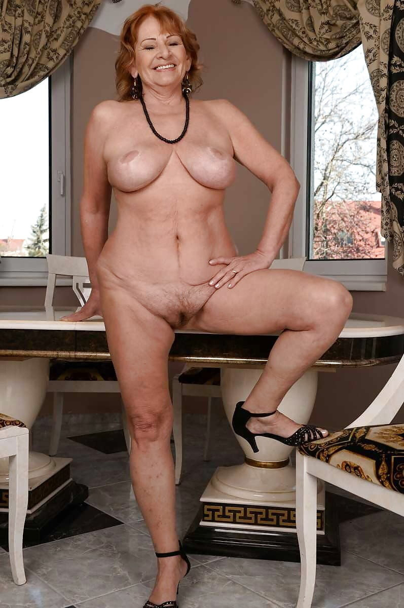 Mature wife stripping nude