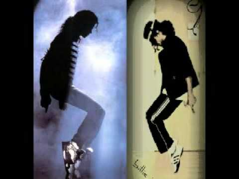Michael jackson on his tippy toes