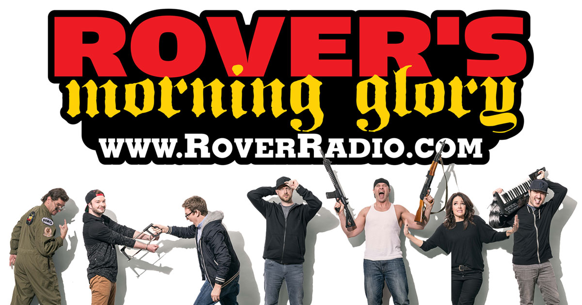 Rovers morning glory